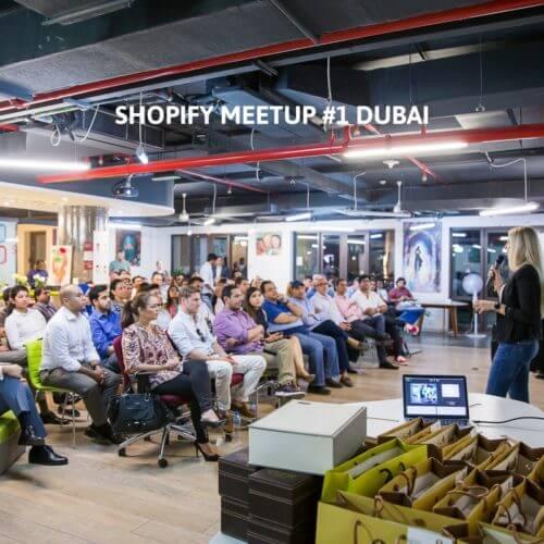 Shopify Meetup #1
